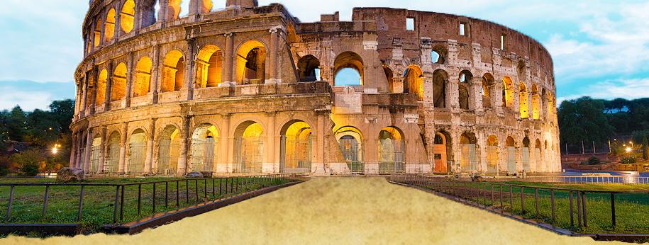 羅馬完整2天